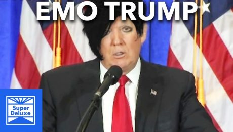 Donald Trump Speeches Compiled As An Early 2000s Emo Song
