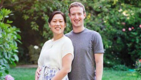 Facebook Founder Mark Zuckerberg And Wife Priscilla Chan Expecting Baby No. 2