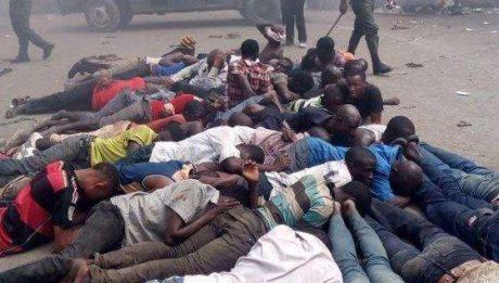 Yoruba-Hausa Clash