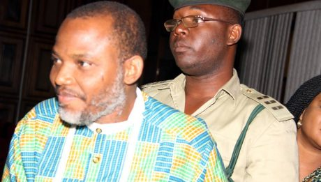 Igbo Professionals Demand Kanu's Release