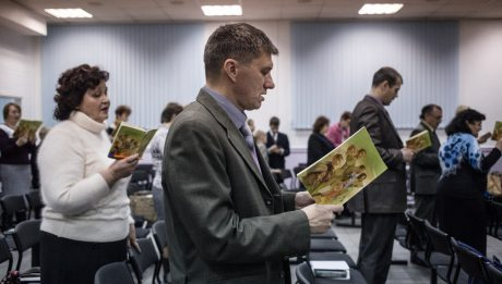 Jehovah Witnesses Named Extremist Group