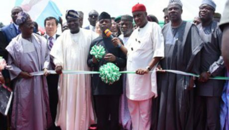 Lagos-Ibadan's N458b Speed Rail Project Takes Off