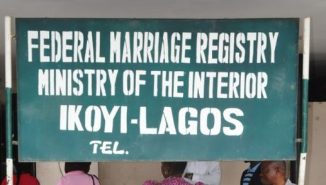 Lagos Threatens To Shut Down Ikoyi Federal Marriage Registry