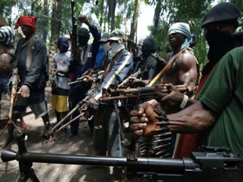 Image result for niger delta militants