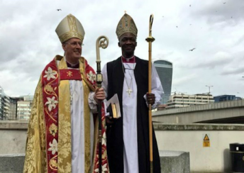 Nigerian Consecrated Bishop In UK
