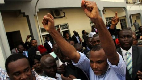 Nnamdi Kanu Defeats Buhari's Government Again At ECOWAS Court