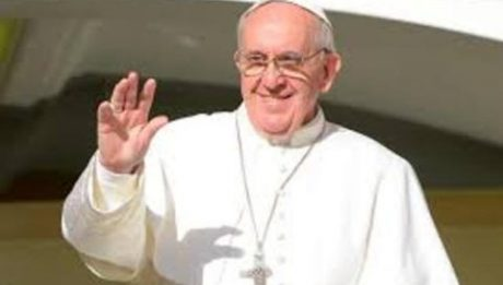 Pope Francis Celebrates 4th Anniversary Monday