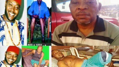 Prince James Uche, Nollywood Actor Is Dead