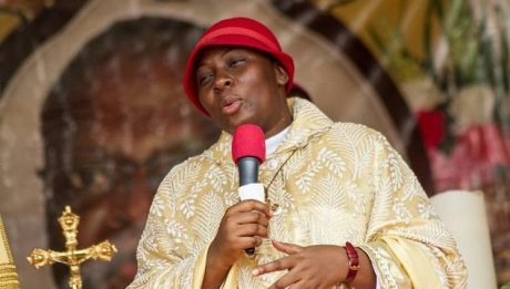 The Benin's Devil-Hunting Female Pastor