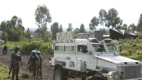 Two UN Experts Kidnapped In Congo