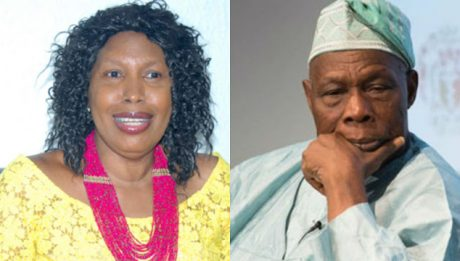 Why Obasanjo's Wife Asked Court To Stop Son's Wedding