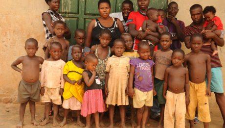 37-year-old Ugandan woman