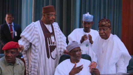 Buhari Cancels Wednesday's FEC Meeting