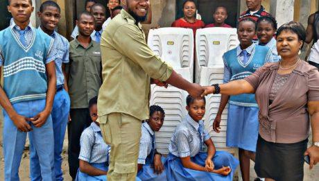 Corps member Okoroha kingsley
