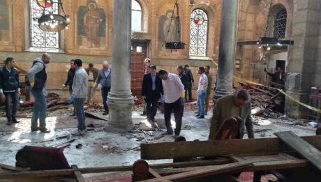 UN, US Condemn Egypt's Church Bombings