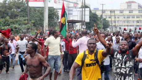 IPOB Alleges FG's Determination To Try Kanu Secretly