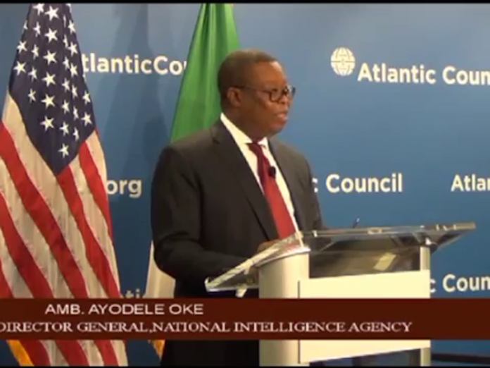 National Intelligence Agency Claims Ownership