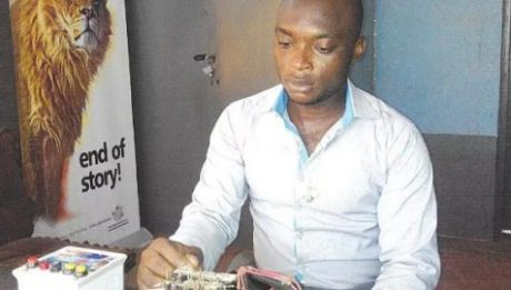 Nigerian Engineer Invents Device That Can Supply The Entire Africa Uninterrupted Power Supply