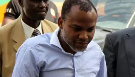Nnamdi Kanu Released