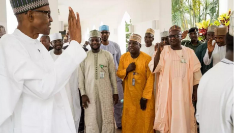 PMB Absent From Friday Juma'at Prayers