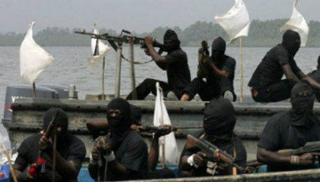 Bayelsa Shootout With Heavily Armed Sea Pirates