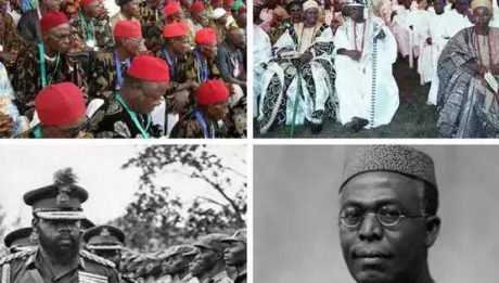 THE IGBOS AND THE YORUBA COLD WAR