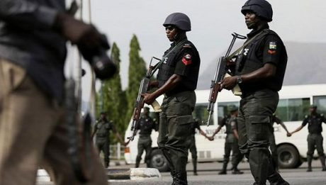 kidnappers now disguise as security guards