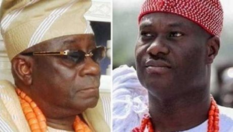 The Oba Of Lagos Has Cleared The Air On The Face Off Betwwen Him And The Highly Respected Ooni Of Ife