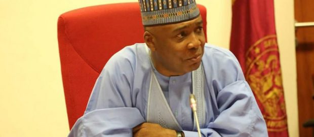 APC Appoints Saraki To Lead Buhari's Anti-Corruption War