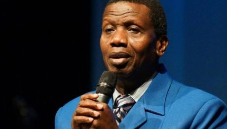 Adeboye Prays For Buhari's Speedy Recovery