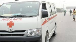 Churchill Donates Life Saving Ambulance To Nigeria Fire Service