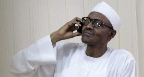 Buhari's Phone No Longer Rings