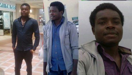 two Nigerians were shot dead in Western Cape Province