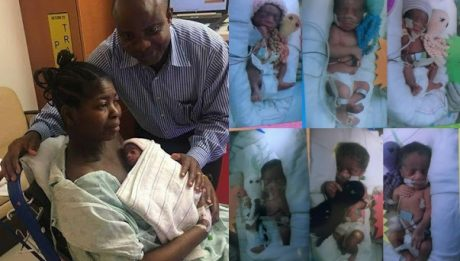 Couple Gets Set Of Sextuplets After 17 Years Of Marriage