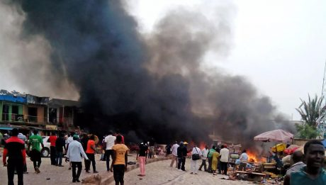 Deadly Bomb Explosion Rocks Top Northern University