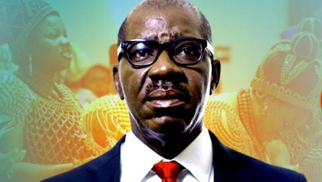 Governor Mr Godwin Obaseki