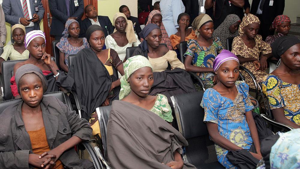 Nigeria Frees Boko Haram Detainees For Chibok Girls