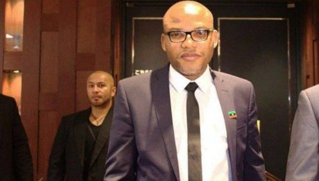 Nnamdi Kanu Tours Homes Of Fallen Agitators