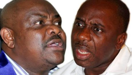 Your Award Is A Poisoned Chalice: Amaechi Rejects Wike's Award Nomination