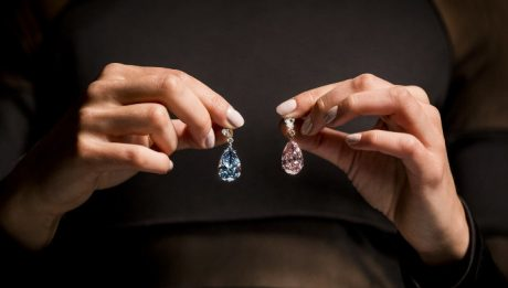 World's Most Expensive Earrings Cost $57m