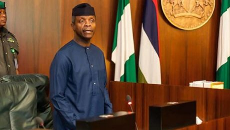 Osinbajo Signs Agreement With Northerner Mafias, Not To Rule Beyond 2019