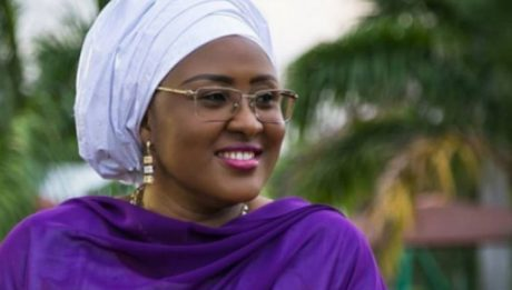 President's Health: Aisha Buhari Thanks Nigerians