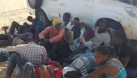 44 Migrants Dead In The Sahara Desert Including Babies, As A Result Of Dehydration