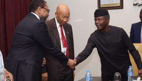 Acting President, Yemi Osinbajo, Impresses World Leaders, Storms Boko Haram Territory In 24-Hours