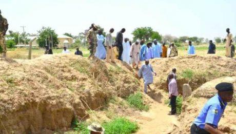 multiple suicide bomb attacks in Maiduguri