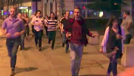 Man Escaped London Attack With His Glass Of Beer