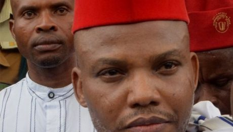 Nnamdi Kanu says he will destroy Nigeria