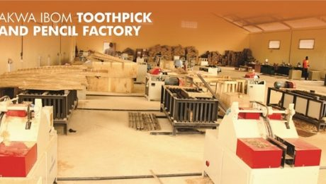 The Akwa Ibom State Toothpick and Pencil Factory