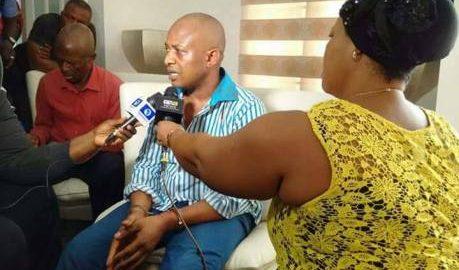 Suspected kidnap kingpin Chukwudumeje George Onwuamadike alias Evans