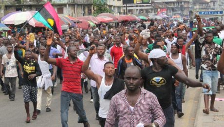 TO THOSE IN SOUTH-SOUTH WHO BELIEVE THEY SHOULD BE CONSULTED BEFORE BELIEVING IN BIAFRA